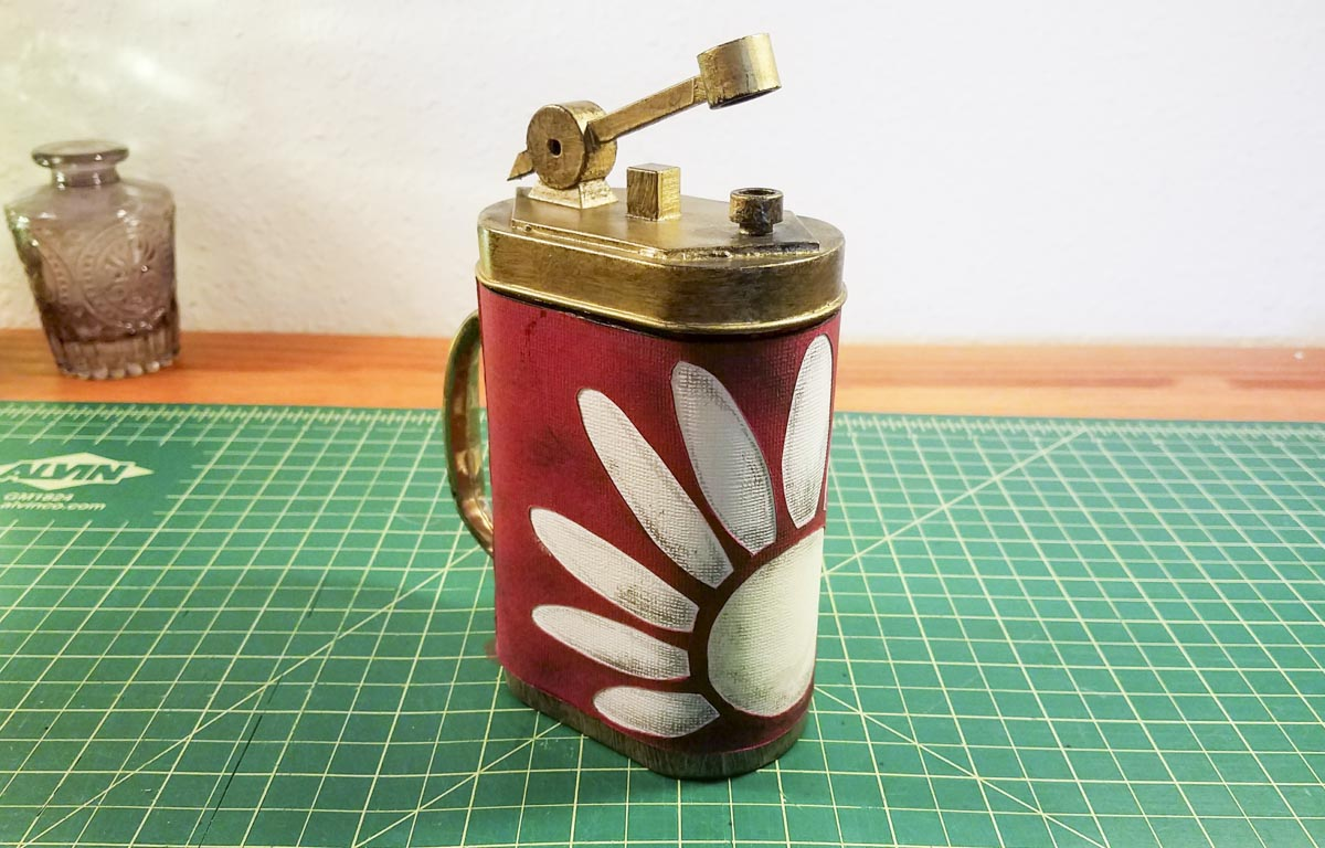 Picture of Willow's Firestarter Prop (Don't Starve)