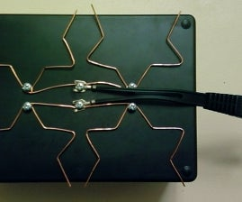 How to make a fractal antenna for HDTV / DTV plus more on the cheap