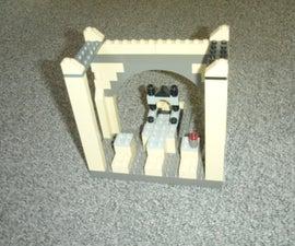 Lego Harry Potter Classroom
