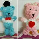 Crochet Teddy Amigurumi