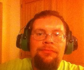 Bluetooth Headphone Hearing Protection