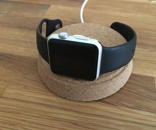 DIY Apple Watch Charging Stand (IKEA Hack)
