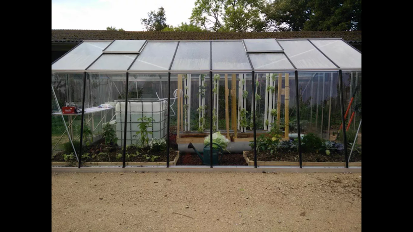 Picture of Plan Your Final Greenhouse Layout