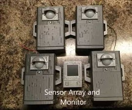 Sensor Array and Monitor