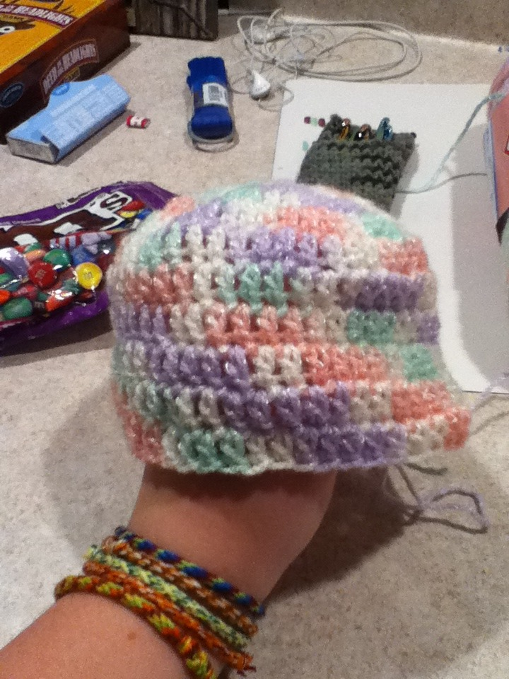 Picture of Double Crochet