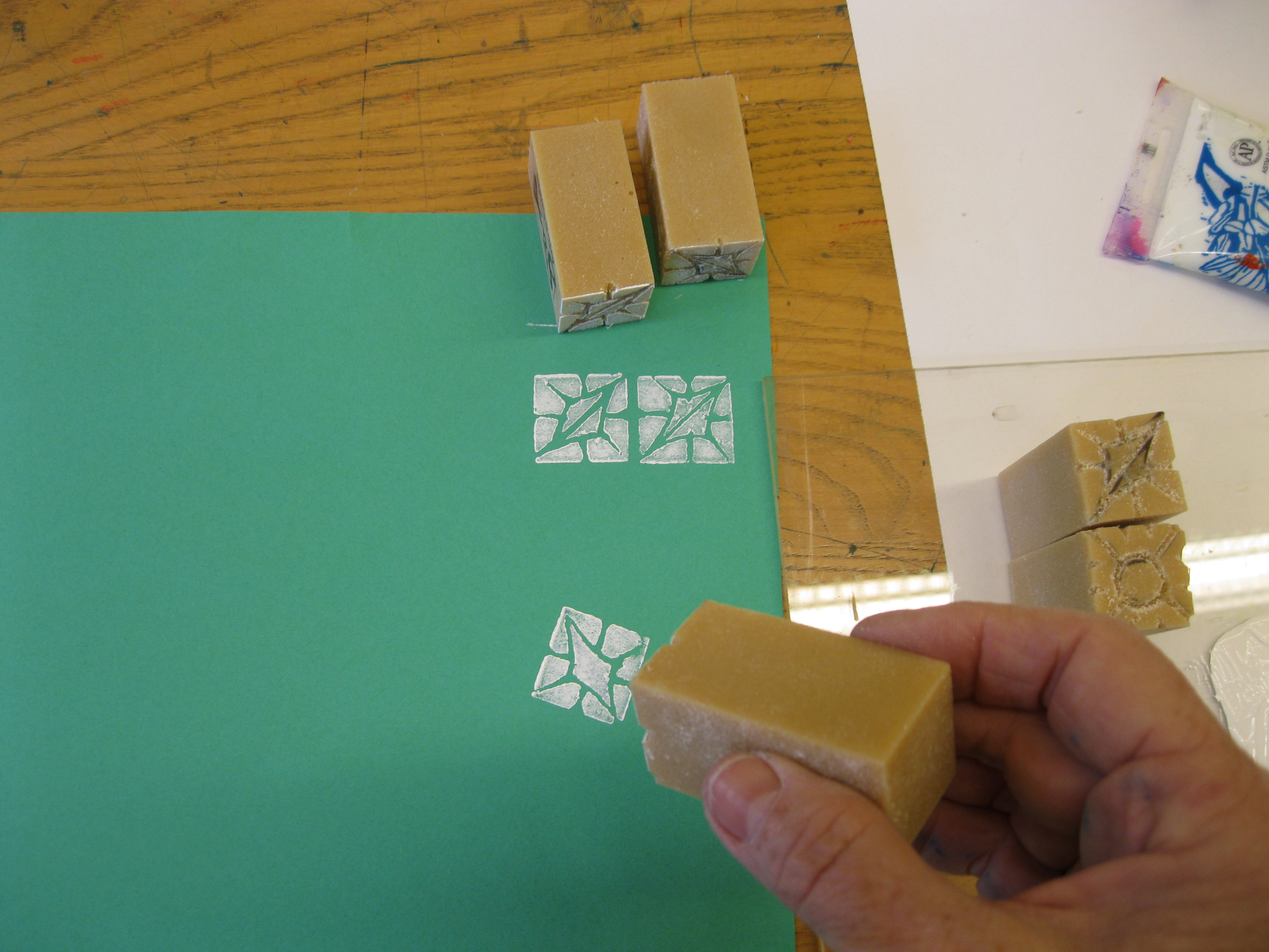 Picture of Stamp Sample