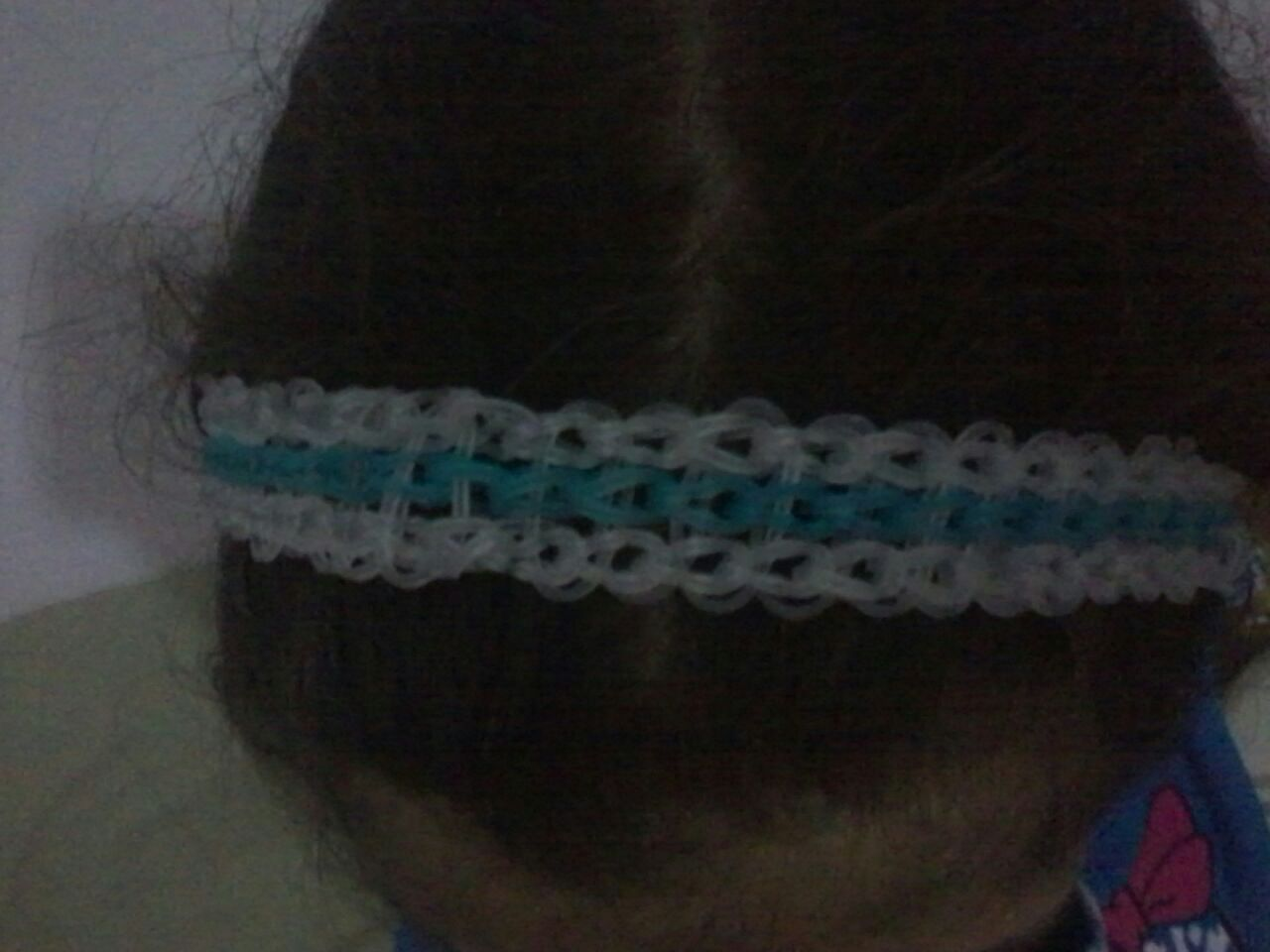 Picture of 1 Loom Full Triple Single Head Band