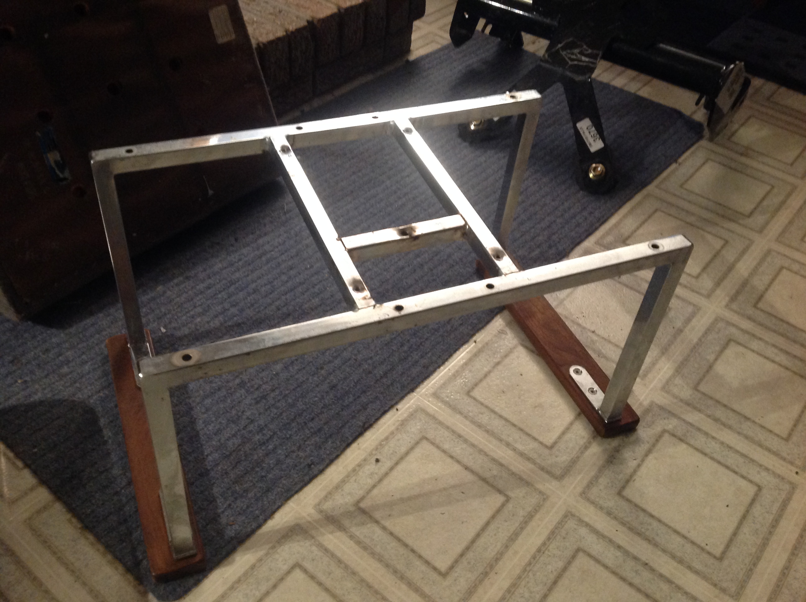 Picture of Building a Stand