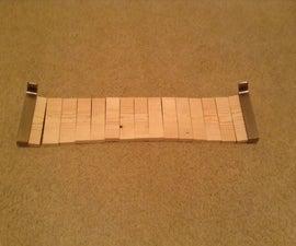 Rope Bridge Shelf