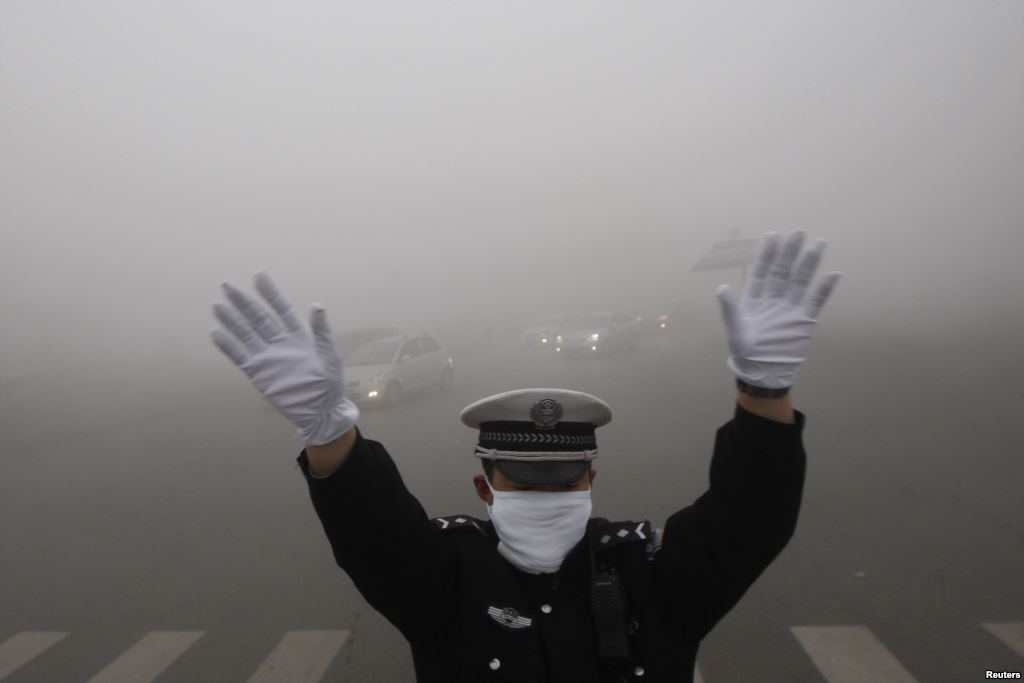 Picture of 雾霾围城 Haze Haze