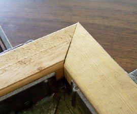 """Easy Cure for Miter Joint """"Gaposis"""""""