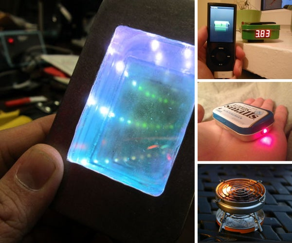 The Best Altoids Tin Projects