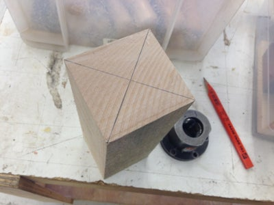 Prep Piece for Turning