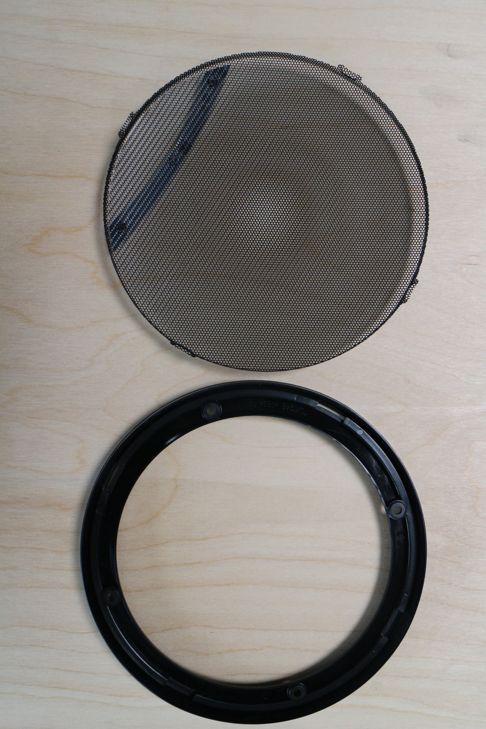 Picture of Mounting Larger Speakers