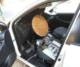 Remote control Toyota (Mechanics)