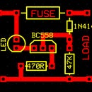 Blown Fuse Indicator Circuit with Led