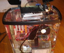 Mineral Oil Submerged PC