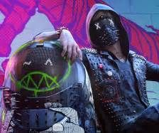 Watch_Dogs 2 Working Wrench Cosplay Mask (bluetooth Controlled)