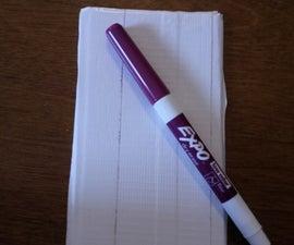 Mini Dry Erase Board