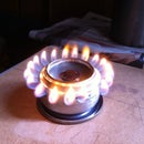 Alcohol / Can / penny stove