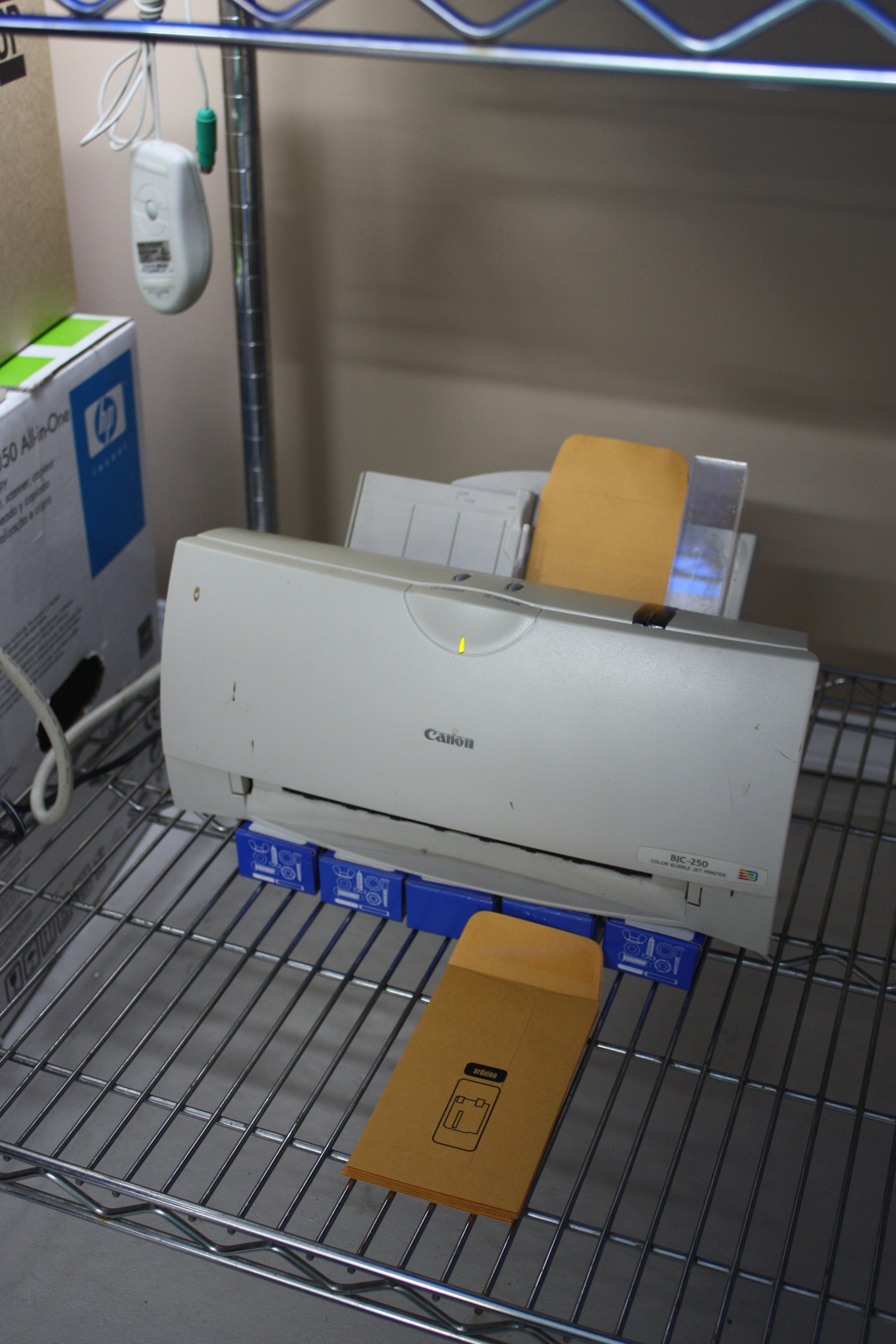 Picture of Hardware - Printing Envelopes