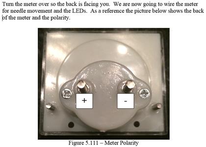 Identify Meter Polarity