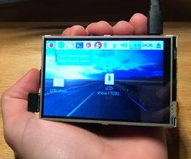 Raspberry Pi Touchscreen Display Tutorial