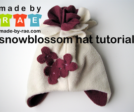 Snowblossom Hat Tutorial