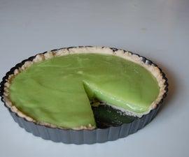 Lemon or Lime tart -- not for the faint of heart