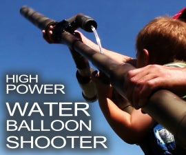 Smash The Summer Heat With These DIY Water Weapons!