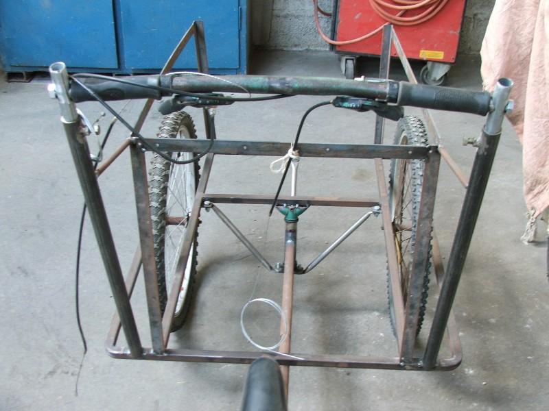 Picture of Cargobike in Progress
