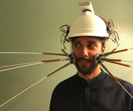 Whisker Sensory Extension Wearable