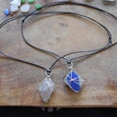 Wire Wrapped Pendants, the Easy Way
