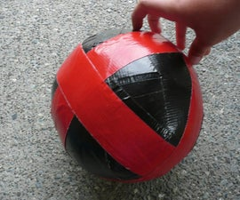 Duct Tape and Balloon Ball