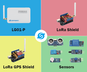 Use the LoRa Kit to Build Your Own IoT Network