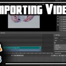 How to Import Video in Blender 2.8