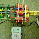 H.S.P.L (High Speed Projectile Launcher) PROTOTYPE Knex
