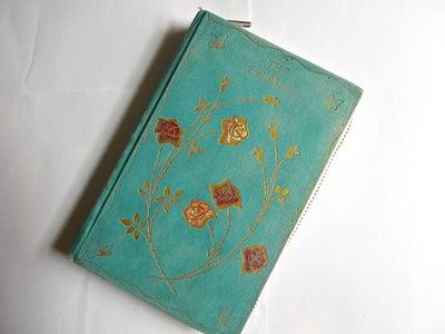 Vintage Book to Wallet