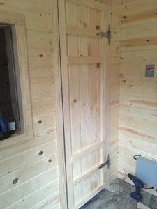 Benches & Interior Door