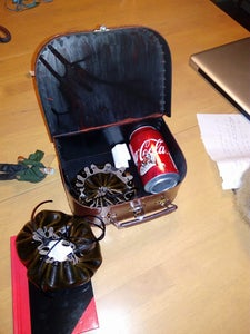 Dungeons and Dragons Suitcase