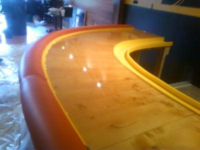 Build a Jamaican Bar