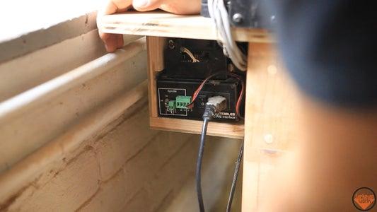 Control Board Tray