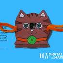 Virtual Cat micro:bit Project