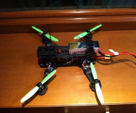 How to build a ZMR250 racing quadcopter