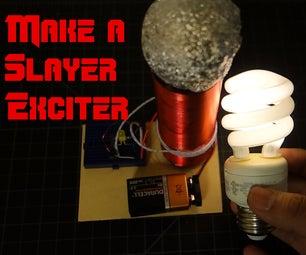 Slayer Exciter Circuit (Poor Man's Tesla Coil)