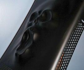 Screaming Skull Xbox 360 Case