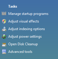 Picture of Performance Tools