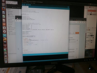 Code for OLED Reader
