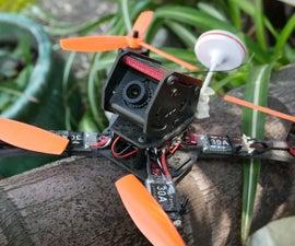 Dubai 225 Quadcopter Build - Stop Motion