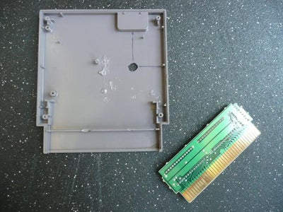 Prepare the Front of the Cartridge